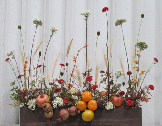 harvest garden screen