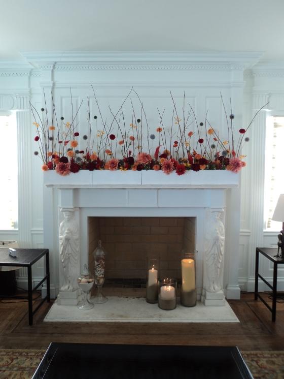 kerner fireplace screen