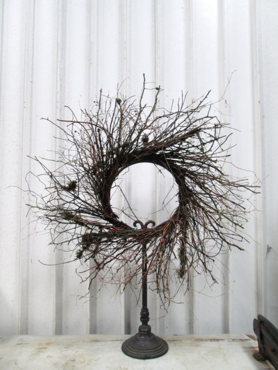 30inch Twig Wreath