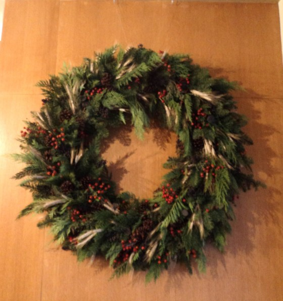 ammo wreath 2011