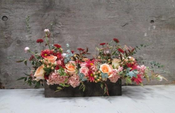 Delaine's Birthday Flowers